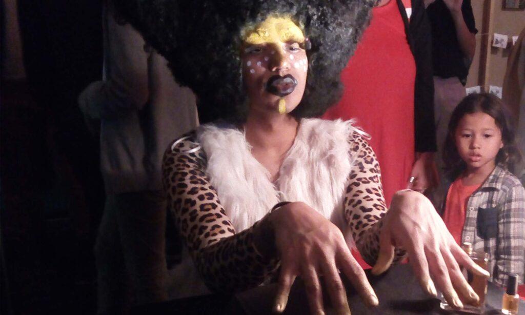 Navalha Manicure Show Uhura Bqueer